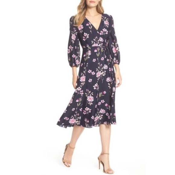 014c81371131c8 Eliza J Dresses   Skirts - ELIZA J FLORAL MIDI DRESS 🌸IN STORES - SUPER